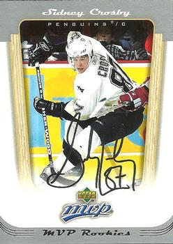 Sidney Crosby MVP Rookie Card #393