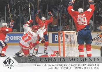 Wayne Gretzky 2012-13 SP Authentic #208