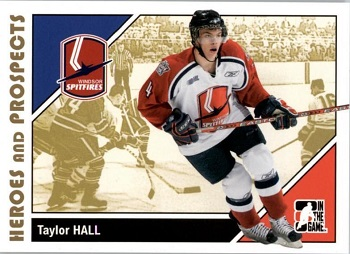 Taylor Hall ITG #187 rc