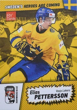 IIFH 2018 World Championships Elias Pettersson