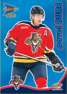 Pavel Bure Hockey Cards