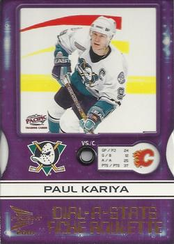 Paul Kariya Hockey Cards
