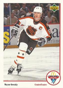 Wayne Gretzky Hockey Card