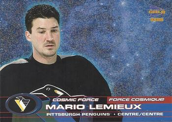 Mario Lemieux 2001-02 McDonald's Cosmic Force