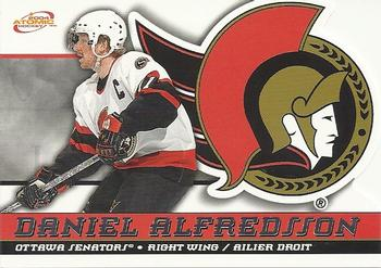 Daniel Alfredsson Hockey Card