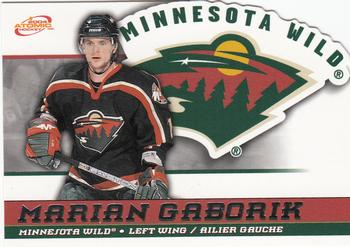 Marian Gaborik Hockey Cards