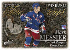 Mark Messier Hockey Card