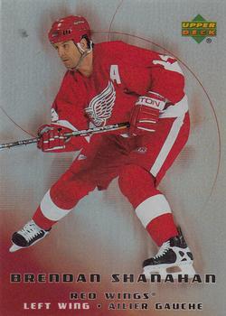Brendan Shanahan Hockey Card