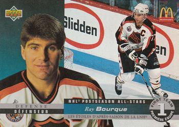 Ray Bourque 1993-94 McDonalds