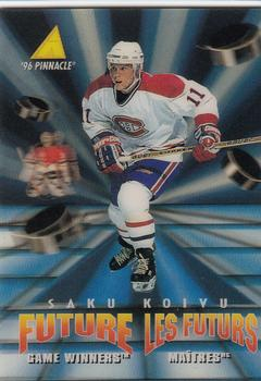 Saku Koivu Hockey Card