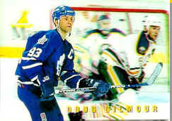 Doug Gilmour Hockey Card