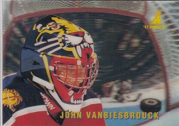 John Vanbiesbrouck Hockey Card