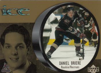 Daniel Briere McDonalds Upper Deck