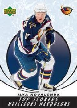 Ilya Kovalchuk Hockey Cards