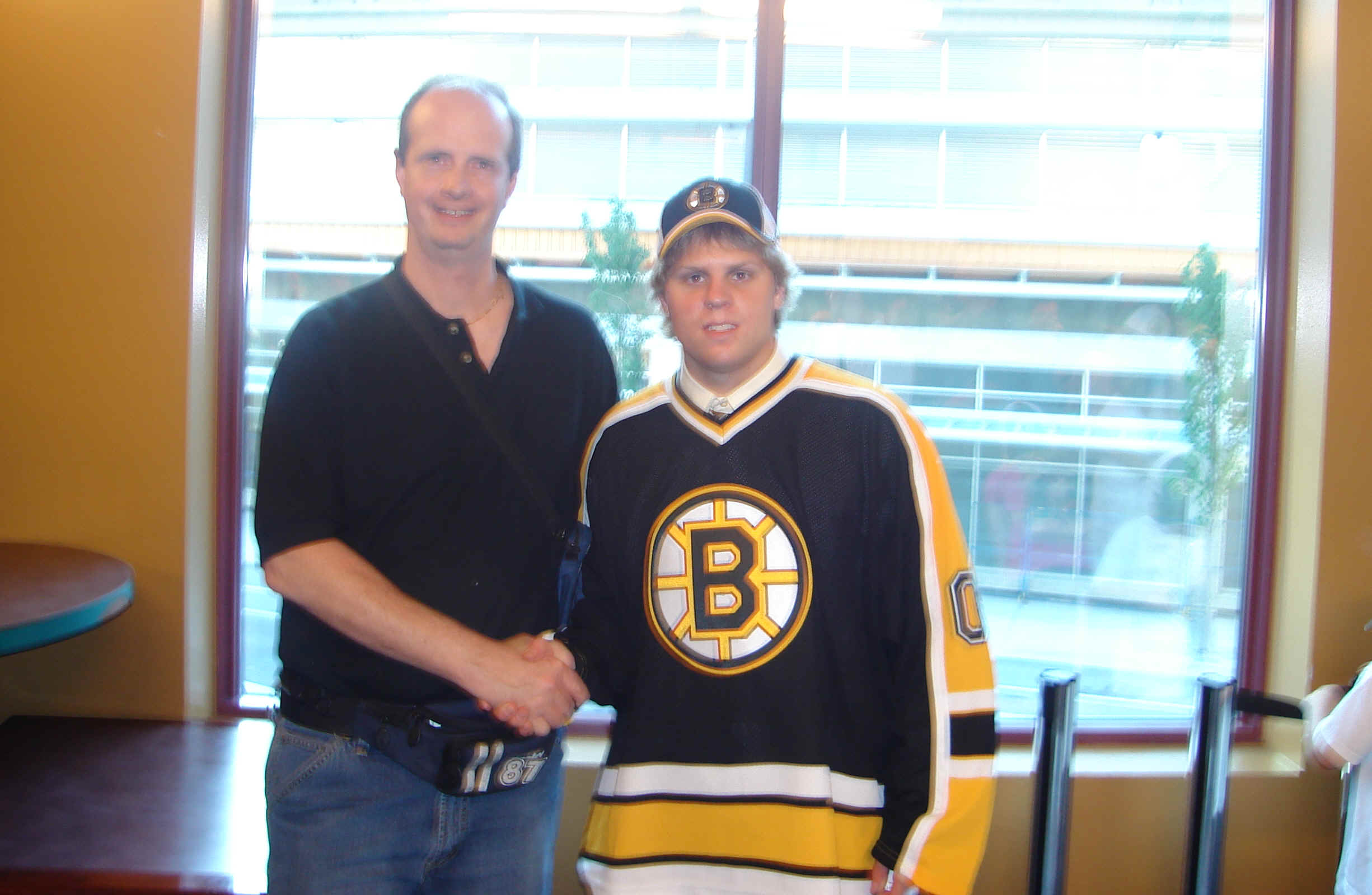Me and Phil Kessel