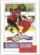Alexander Ovechkin hockey card