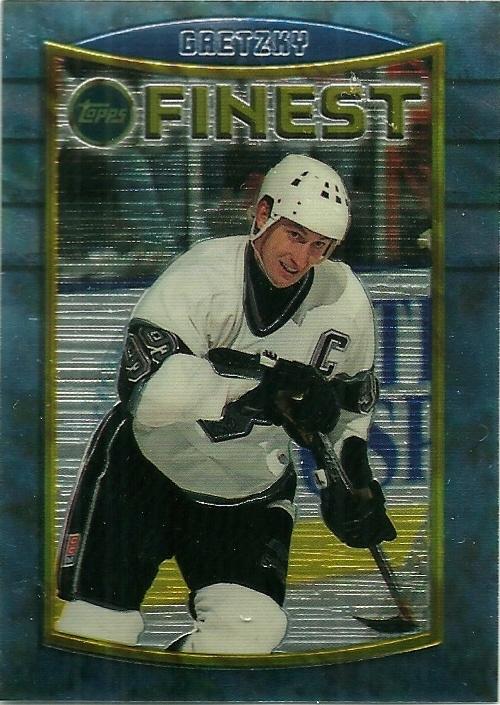 Gretzky 94/95 Finest