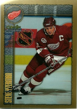 Yzerman OPC Chrome