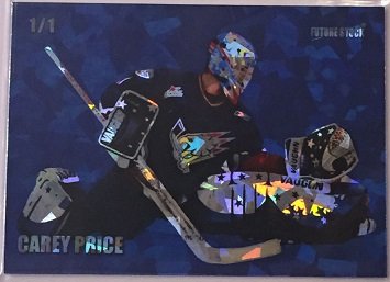 2014 Carey Price Tri Cities Americans 1/1