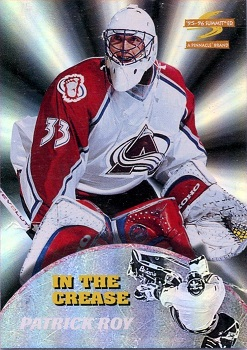 Patrick Roy 1995-96 Summit In the Crease