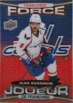 2016-17 Tim Horton's Franchise Force Ovechkin