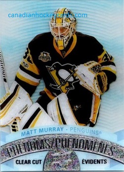Matt Murray 2107-18 Clear Cut Phenoms