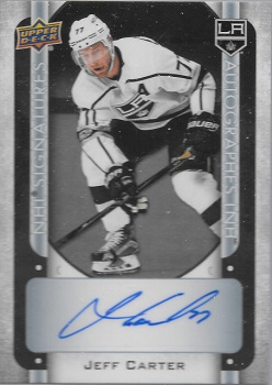 Jeff Carter 2018-19 Tim Hortons Signatures