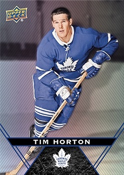 2018-19 Tim Horton's Hockey Card