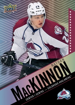 Nathan MacKinnon Tim Horton's Hockey Card
