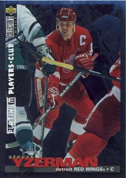 Steve Yzerman Platinum Players Club