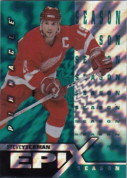 Yzerman Pinnacle Epix Season Emerald